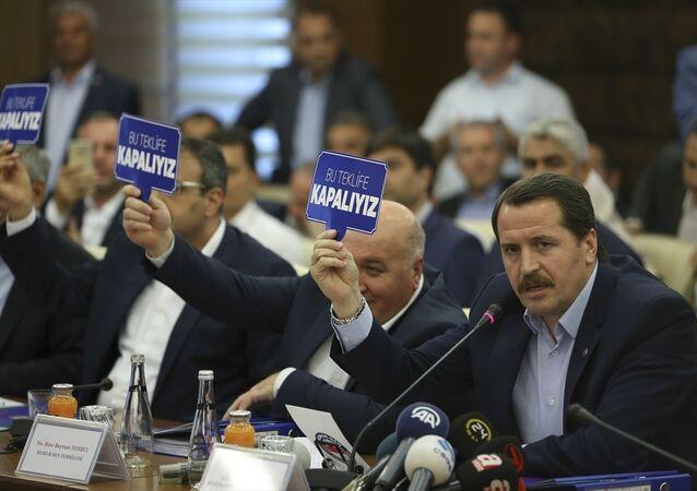 Memur-Sen Başkanı Ali Yalçın