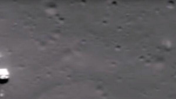 Ay'da 'süzülen UFO evi' bulundu - Sputnik Türkiye
