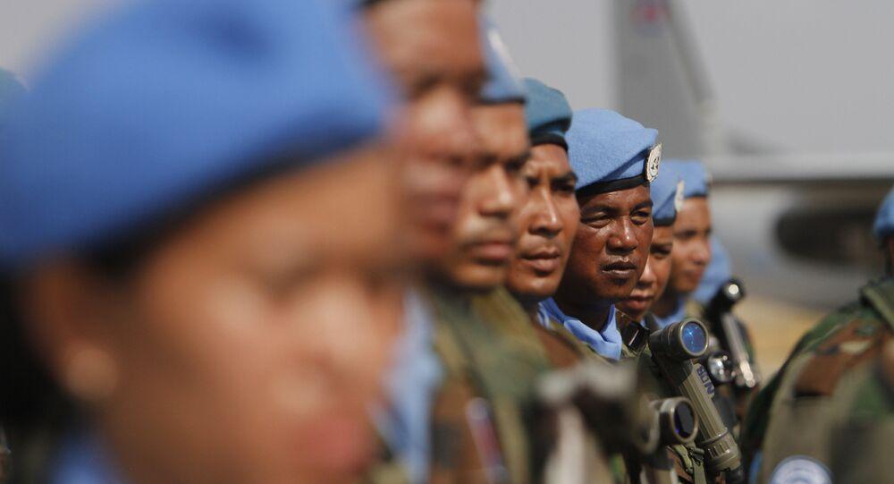 BM Barış Gücü / Mali