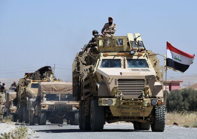 Irak ordusu-Telafer