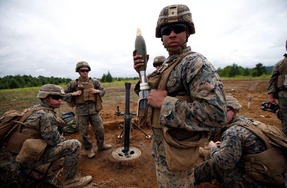 ABD ile Japonya arasındaki ortak tatbikat