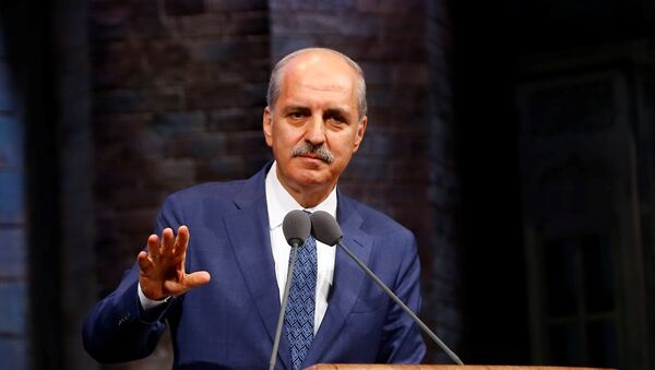 Kültür ve Turizm Bakanı Numan Kurtulmuş - Sputnik Türkiye