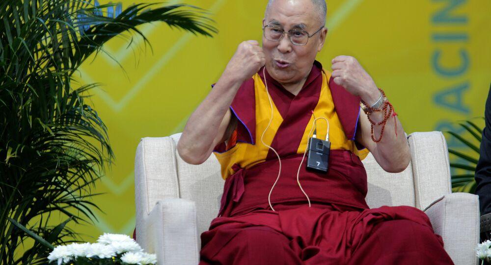 Tibet lideri Dalay Lama