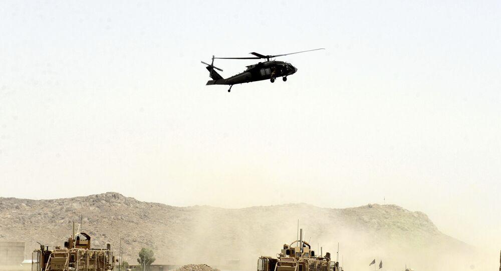 Afganistan- ABD- NATO