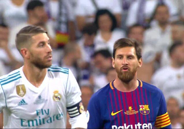 Messi- Ramos