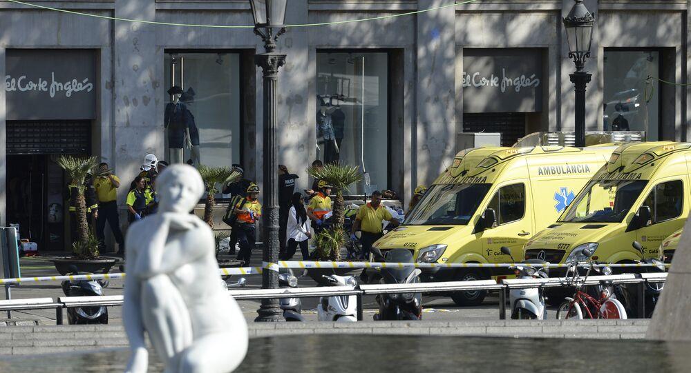 Barcelona'da saldırı