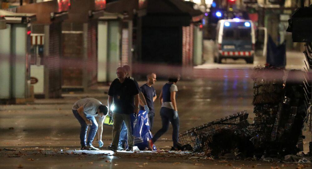 Barcelona saldırısı