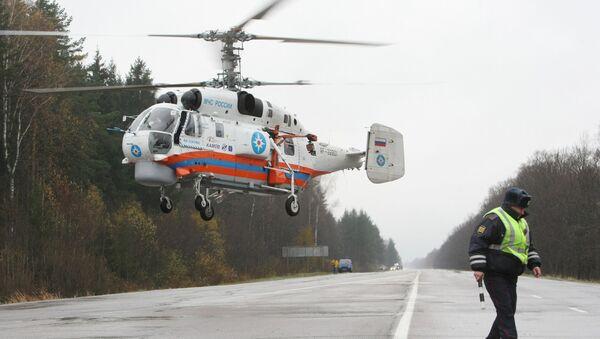 Ka-32 tipi helikopter - Sputnik Türkiye