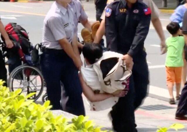 Tayvan-saldırı