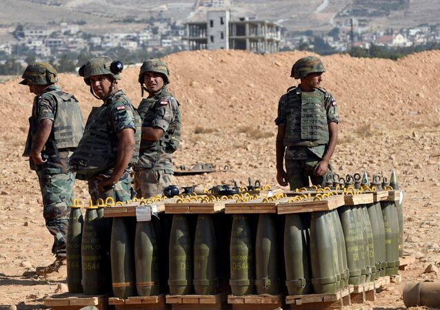Lübnan ordusu