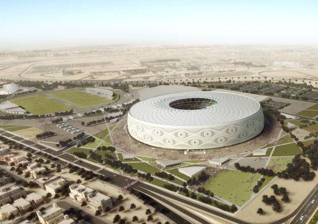 Katar 2022 Dünya Kupası- Al Thumama Stadyumu