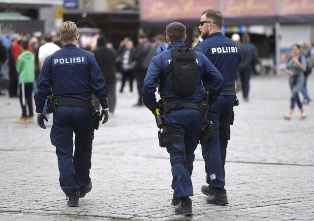 Finlandiya polisi