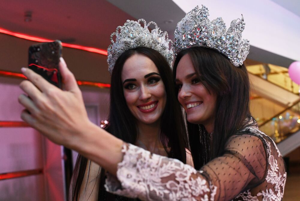 Rusya'nın  Evli Güzeli Yarışması
