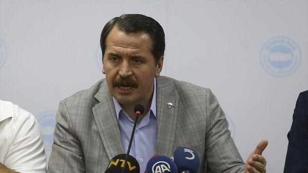 Memur-Sen Genel Başkanı Ali Yalçın, - Sputnik Türkiye