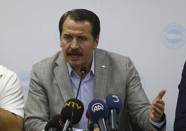 Memur-Sen Genel Başkanı Ali Yalçın,