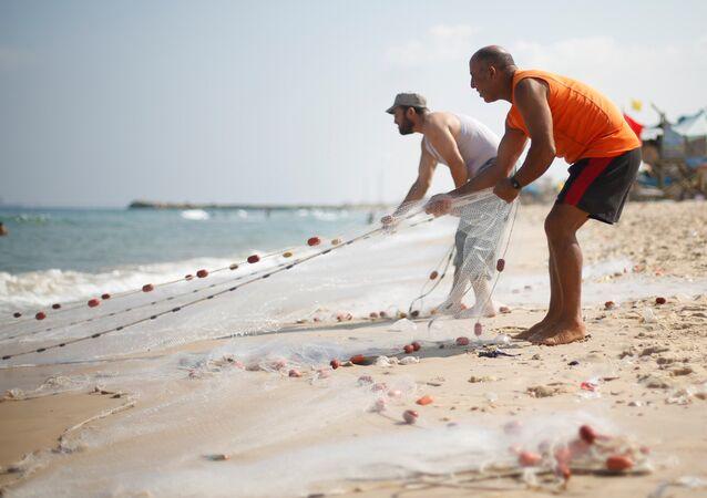 Gazze- Balıkçı