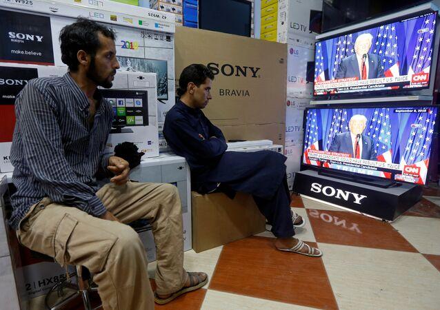 Afganistan- ABD Başkanı Donald Trump