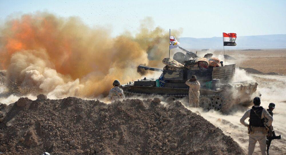 Irak ordusu- Telafer