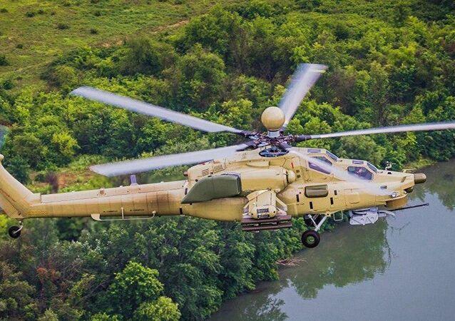 Mi-28UB (Gece Avcısı)