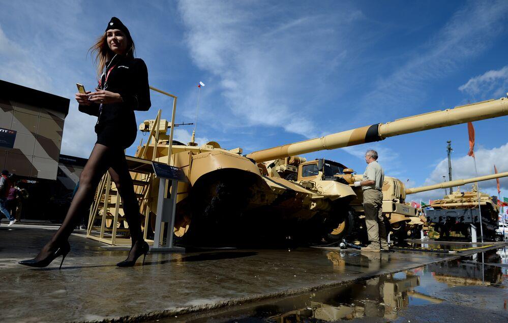 Т-90МS tankı
