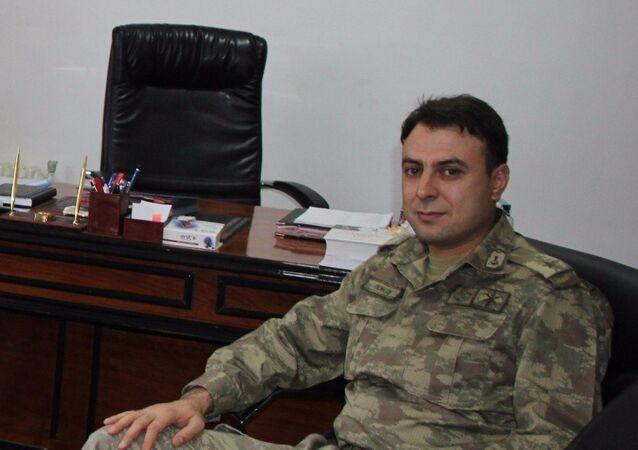 Maçka İlçe Jandarma Komutanı Zabit Zengi