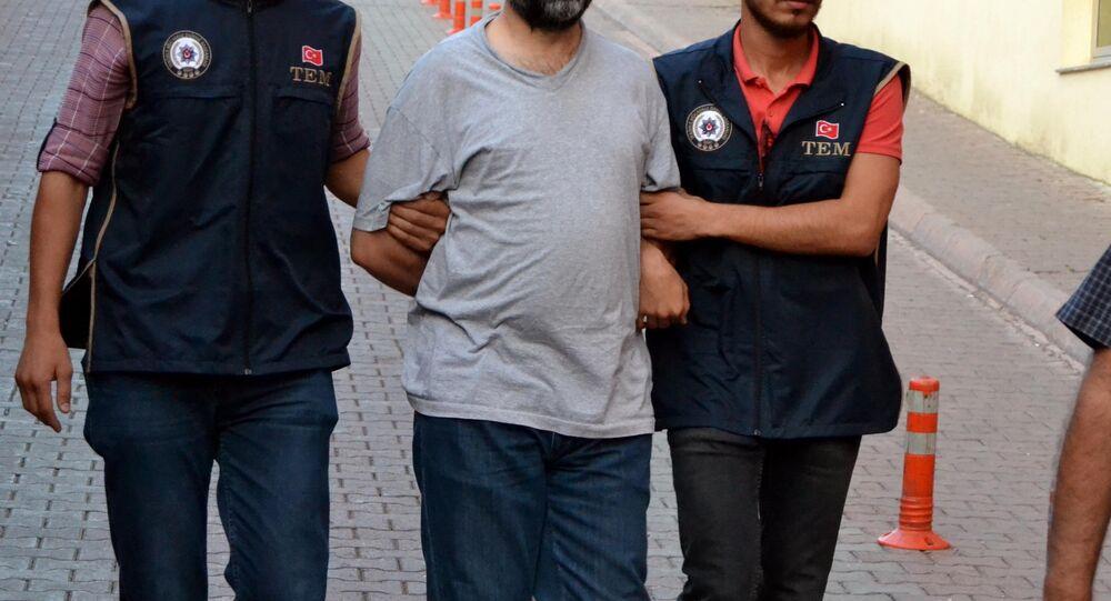 Eski emniyet müdürü Mehmet Turgut Özkasap