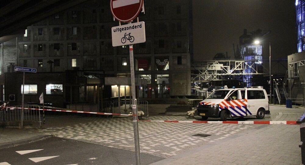 Hollanda'da terör ihtimali konser iptal ettirdi