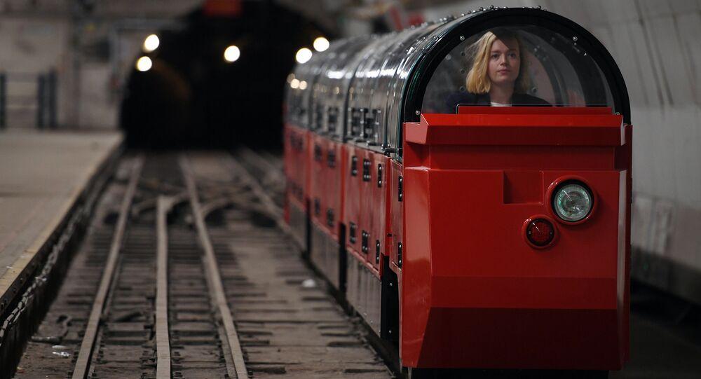 Londra metro müze