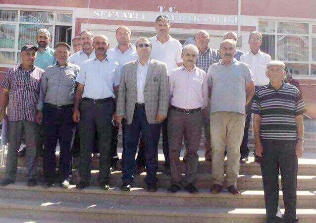 Yozgat MHP teşkilatı
