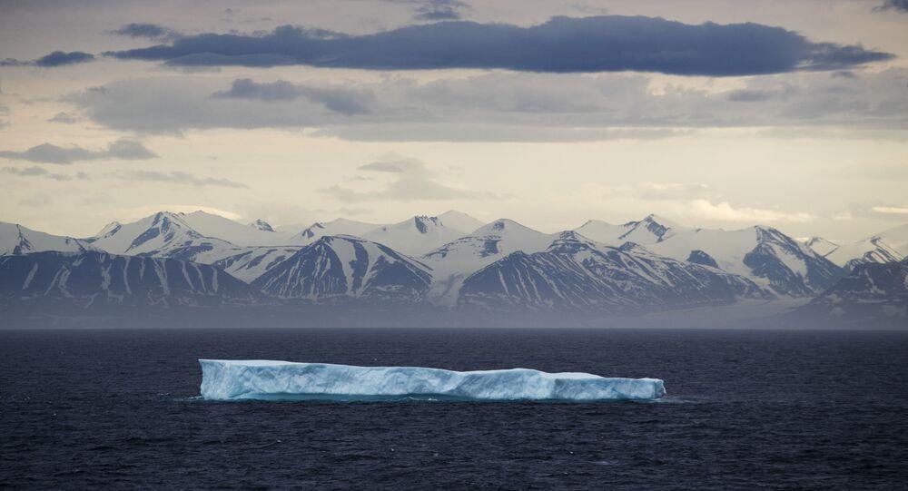 Buzdağı- Buzul