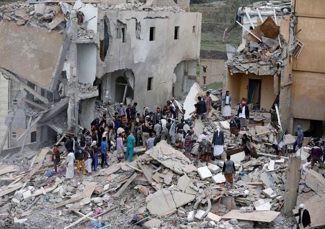 Yemen- Suudi Arabistan