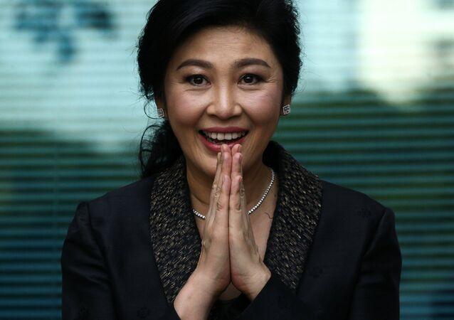 Eski Tayland Başbakan Yinglak Şinavatra