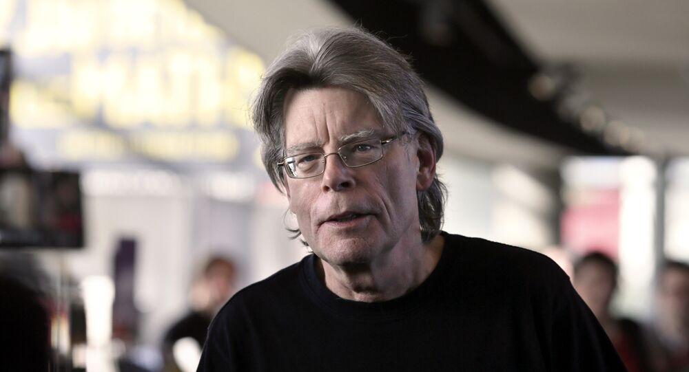 ABD'li yazar Stephen King