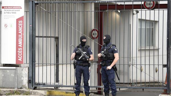 Fransız polisi - Sputnik Türkiye