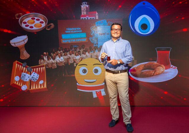 Dijital klavye TAMBU, Türk Telekom Dijital Servisler Başkanı Ramazan Demir