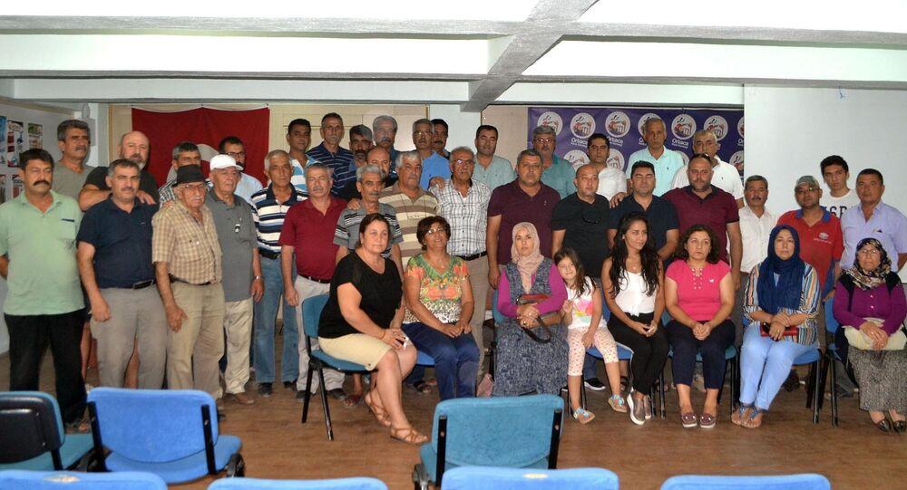 MHP Muğla'da istifa