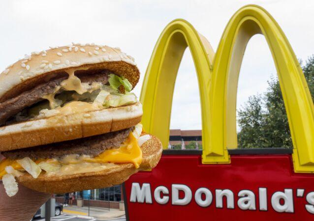 McDonald's gıda zinciri