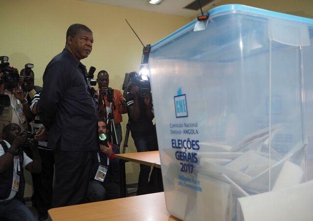 Angola başkanlık seçimleri - Joao Lourenco