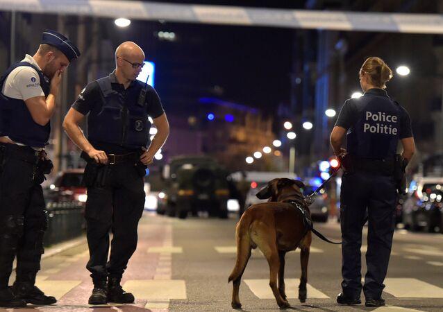 Belçika polisi, Brüksel