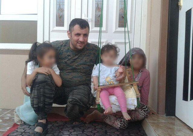 IŞİD'li Orhan Sazak