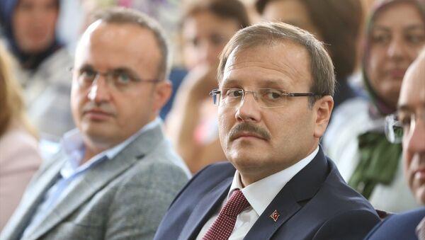 Hakan Çavuşoğlu - Sputnik Türkiye