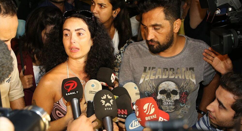 Sunucu Vatan Şaşmaz'ı öldüren Filiz Aker'in yeğeni Dora Ercan