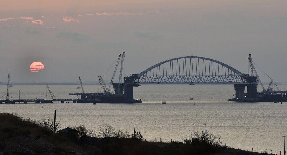 Kerç Köprüsü (Kırım Köprüsü)