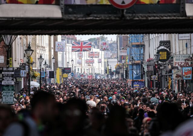 Notting Hill Karnavalı 2017