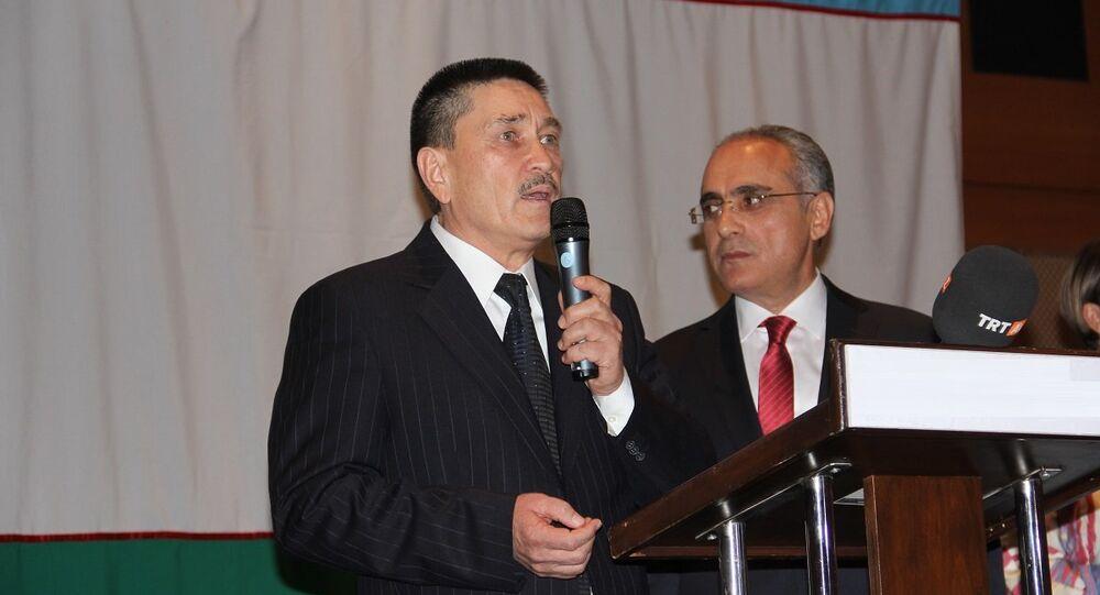 Özbekistan'ın Ankara Büyükelçisi Ulfat Kadirov