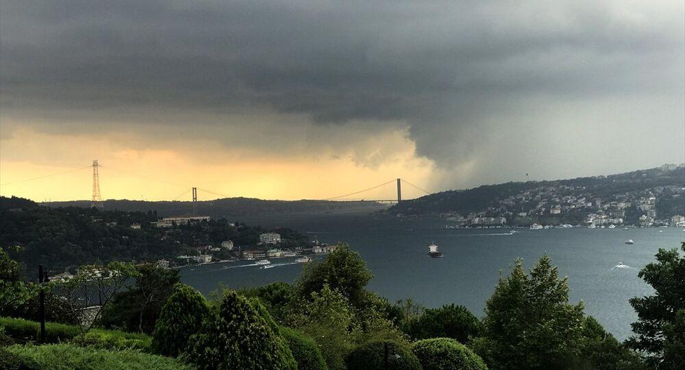 İstanbul- Yağmur
