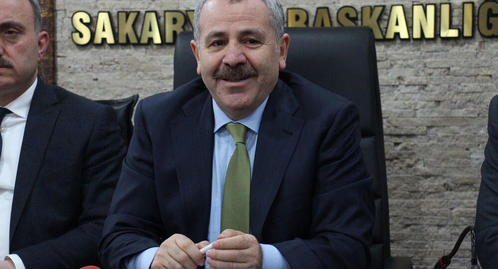 AK Parti Sakarya Milletvekili Şaban Dişli