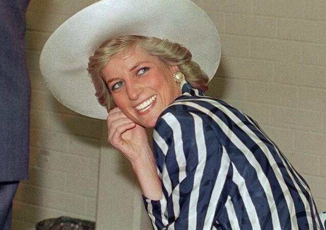 Diana, Avustralya'da (1988)