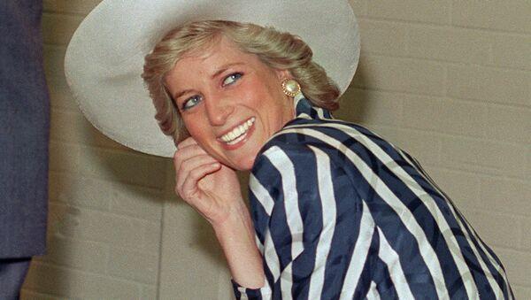 Diana, Avustralya'da (1988) - Sputnik Türkiye