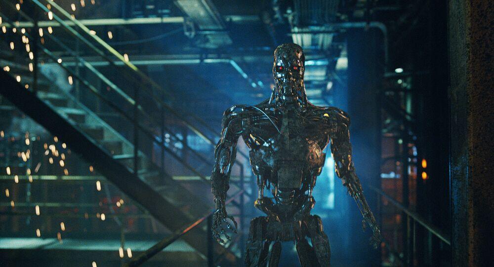 Terminatör - Katil robot